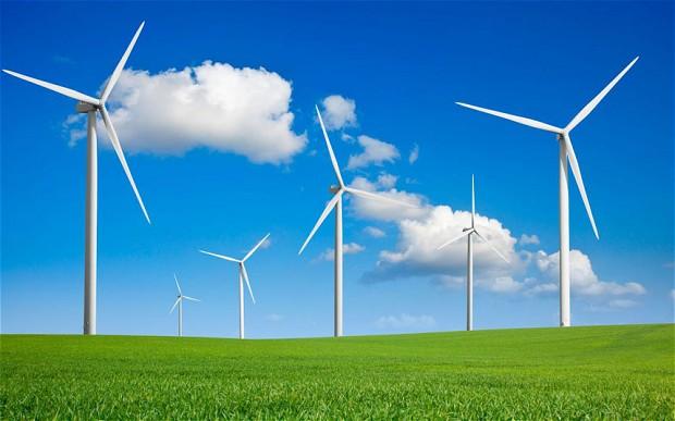 horizontal  wind turbines